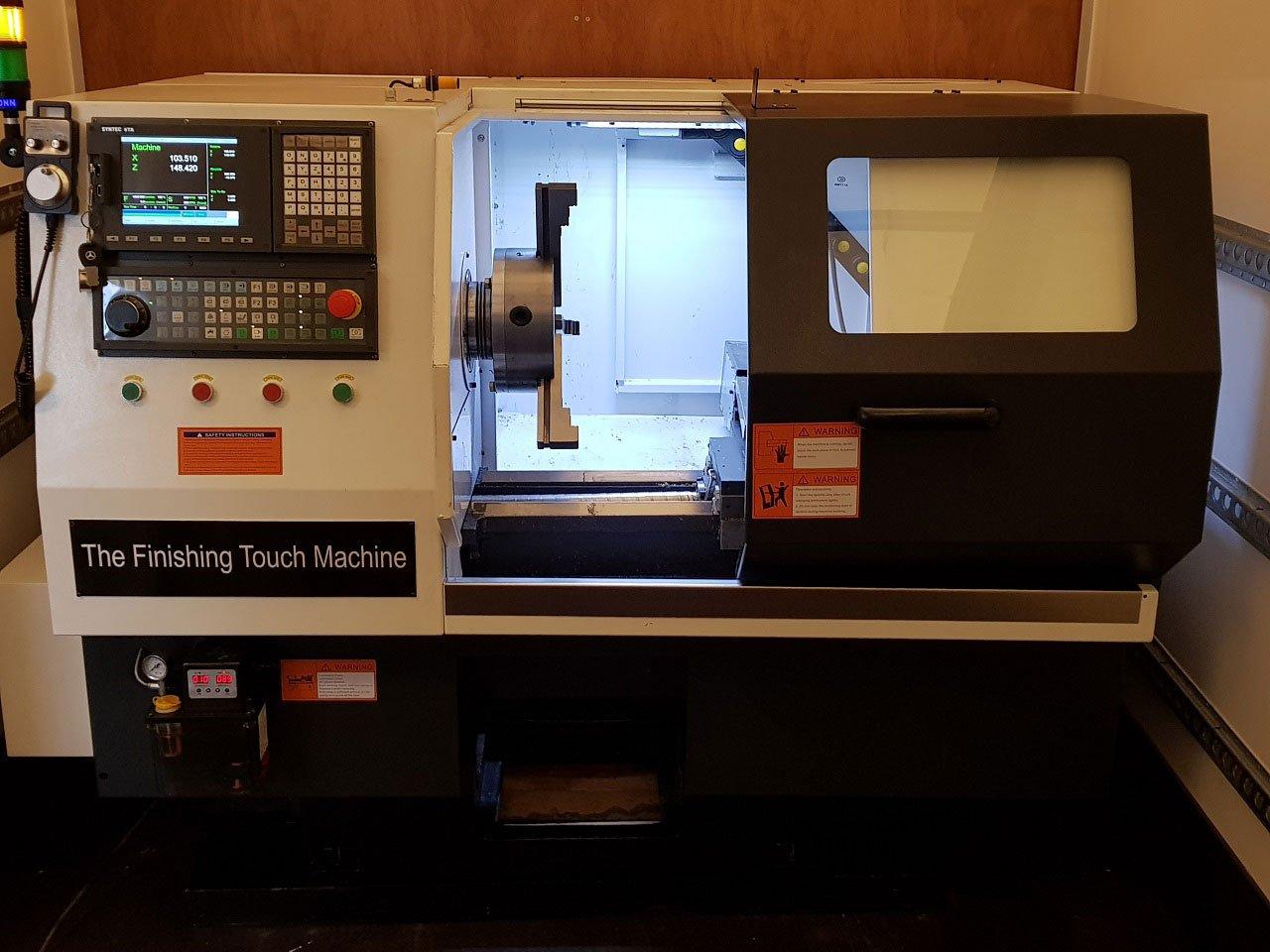 New Custom Built Mobile Diamond Cutting Machine Arrives - Finishing